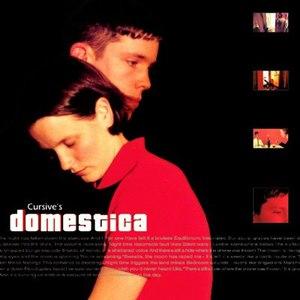 Cursive альбом Cursive's Domestica