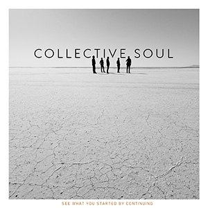 Collective Soul альбом See What You Started by Continuing