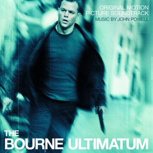 John Powell альбом The Bourne Ultimatum (Original Motion Picture Soundtrack)