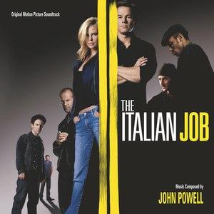 John Powell альбом The Italian Job