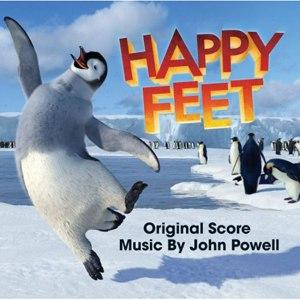John Powell альбом Happy Feet