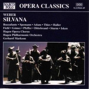 Carl Maria Von Weber альбом WEBER: Silvana