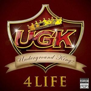 UGK альбом UGK 4 Life