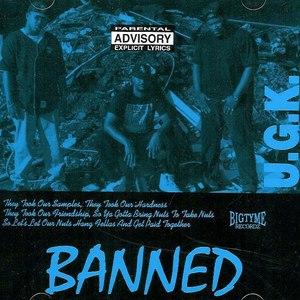 UGK альбом Banned