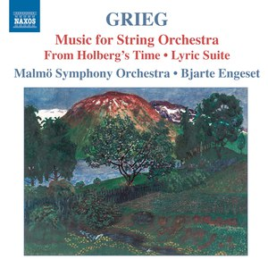 Edvard Grieg альбом Grieg: Music for String Orchestra