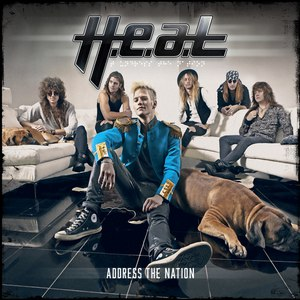 H.E.A.T альбом Address The Nation