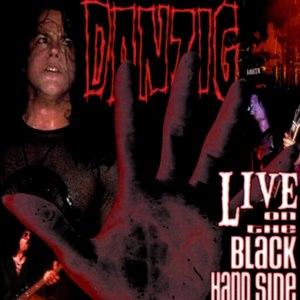 DANZIG альбом Live on the Black Hand Side