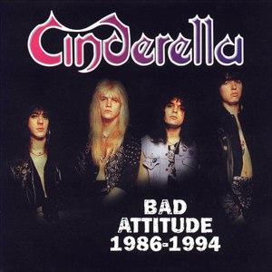 Cinderella альбом Bad Attitude: 1986-1994