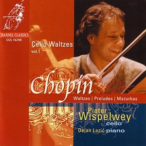 Pieter Wispelwey альбом Cello Waltzes, vol. 1