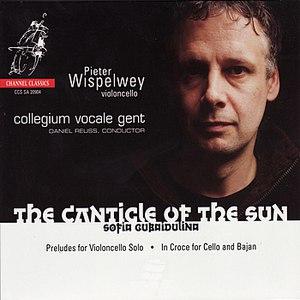 Pieter Wispelwey альбом Gubaidulina: The Canticle of the Sun