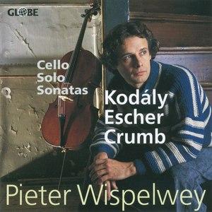 Pieter Wispelwey альбом Solo Cello Sonatas