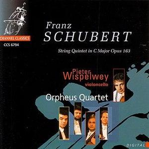 Pieter Wispelwey альбом Schubert: String Quintet C Major Opus 163