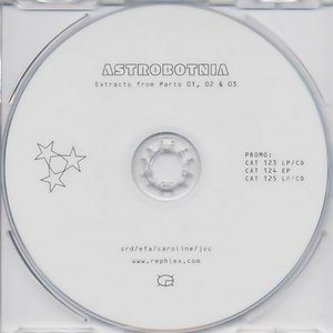 Astrobotnia альбом Extracts From Parts 01, 02 & 03