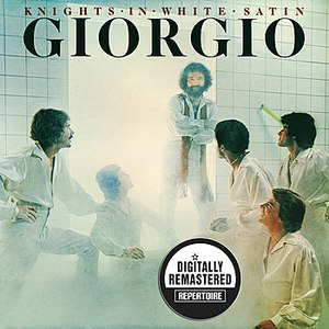 Giorgio Moroder альбом Knights in White Satin (Remastered Bonus Track Version)