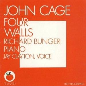 John Cage альбом Four Walls