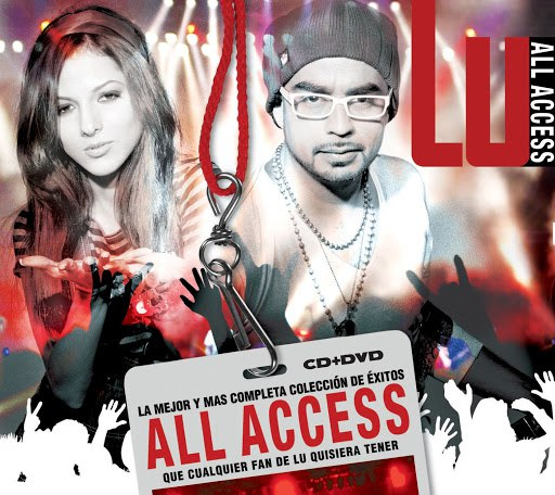 LU альбом All Access (Mexico Release)