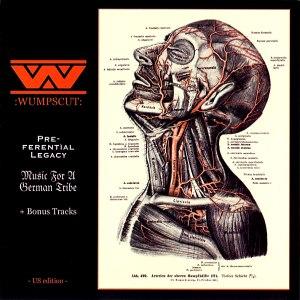 :Wumpscut: альбом Preferential Legacy