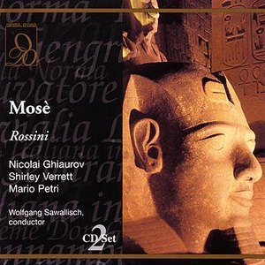 Gioacchino Rossini альбом Mose