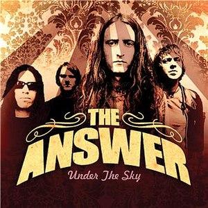 The Answer альбом Under The Sky