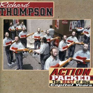 Richard Thompson альбом Action Packed