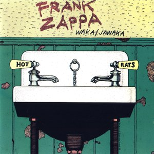 Frank Zappa альбом Waka/Jawaka