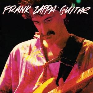 Frank Zappa альбом Guitar