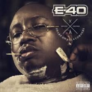 E-40 альбом Sharp On All 4 Corners (Deluxe Edition)