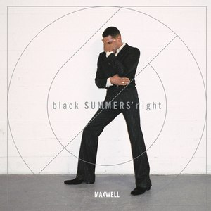 Maxwell альбом blackSUMMERS'night (2016)