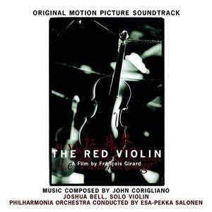Joshua Bell альбом The Red Violin - Music From The Motion Picture