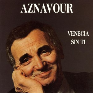 Charles Aznavour альбом Venecia Sin Ti