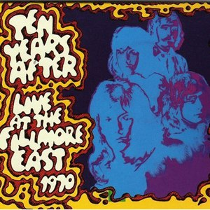 Ten Years After альбом Live at the Fillmore East
