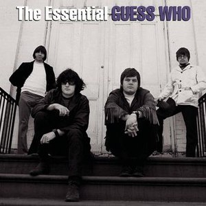 The Guess Who альбом The Essential The Guess Who