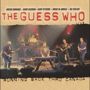The Guess Who альбом Running Back Thru Canada