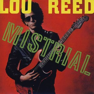 Lou Reed альбом Mistrial
