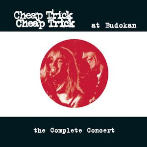 Cheap Trick альбом Cheap Trick At Budokan: The Complete Concert