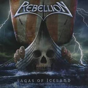 Rebellion альбом Sagas of Iceland: The History of the Vikings, Part 1