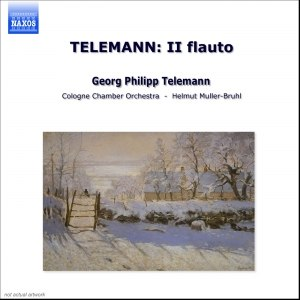 GEORG PHILIPP TELEMANN альбом TELEMANN: II flauto