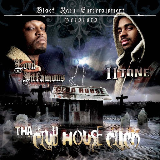 Lord Infamous альбом The Clubhouse Click