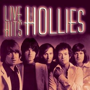 The Hollies альбом Live Hits
