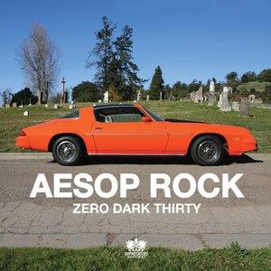 Aesop Rock альбом Zero Dark Thirty