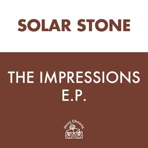 Solar Stone альбом The Impressions EP