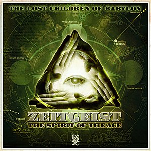 The Lost Children of Babylon альбом Zeitgeist: The Spirit Of The Age