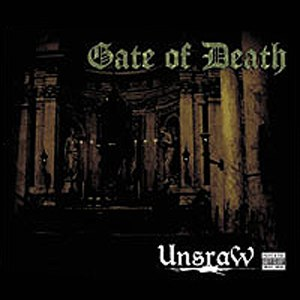 UnsraW альбом Gate of Death