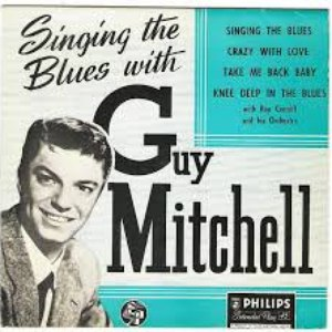 Guy Mitchell альбом SINGIN' THE BLUES