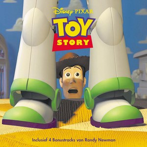 Randy Newman альбом Toy Story Original Soundtrack (Dutch Version)