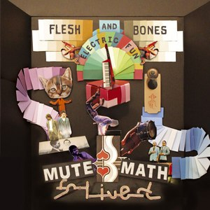 MuteMath альбом Flesh And Bones Electric Fun
