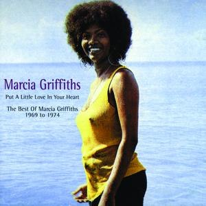 Marcia Griffiths альбом Put A Little Love In Your Heart