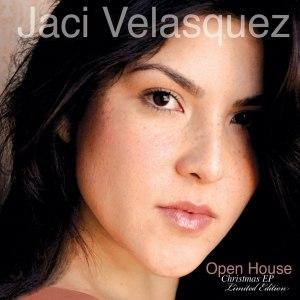 Jaci Velasquez альбом Open House Christmas EP