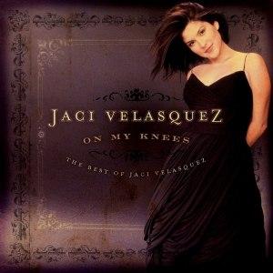 Jaci Velasquez альбом On My Knees: The Best Of Jaci Velasquez