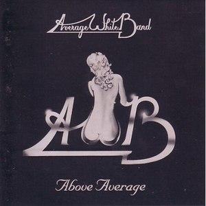 Average White Band альбом Above Average
